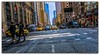 Walk.. Don`t Walk (Gordon McCallum) Tags: midtown 8thavenue nyc newyork newyorkstreetscene newyorktaxi crossing sony sonya6000 sonye1855mmlens