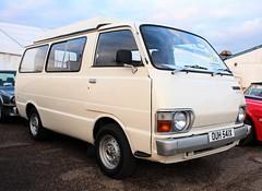 OUH 541X (1) (Nivek.Old.Gold) Tags: 1981 toyota hiace camper 1587cc aca