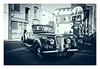 Contemporary Classic (Wil Wardle) Tags: wilwardle photography canon 5dmk3 sigma 35mm f14 primelens artserieslens adobelightroom ebphoto britain britishphotographer england sigmaart35mm rileydropheadcoupe coupe british brighton exploringtheautomobile carportrait riley streetphotography blackandwhite monochrome bw