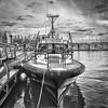 Pilote (Yoann Delaplace) Tags: bateau port pilote dunkerque poussé noir blanc noiretblanc black white boat harbour