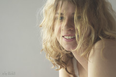 Monique (RickB500) Tags: portrait girl rickb rickb500 blonde cute monique