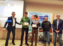 gala Triatlón Aragonés David Huertas mejor deportista 2017 9