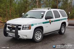 USA - NPS - Chevrolet Tahoe (Falcon1366) Tags: us usa park ranger yellowstone wyoming police