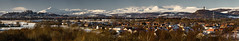 Stirling (ibriphotos) Tags: snowday photostitch fallin stucachroin stirlingcastle stirlingweather mountains panorama snow benvorlich wallacemonument trossachs stirling panoramic abbeycraig fallinbing benledi stictched
