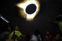 RosemeadLibrary_MVB_2574 (CEO_Countywide_Communications) Tags: solar eclipse 2017 kidspace childrens museum special program events los angeles county library rosemead sd1 education kids children discovery dome planetarium