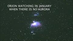 Dalemead Orion January 2018 (John Andersen (JPAndersen images)) Tags: dalemead orion nightsky stars barn fence snow alberta aurora