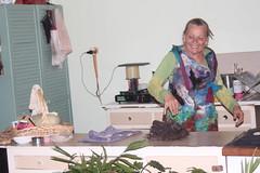 IMG 8576 (Eminpee Fotography) Tags: felting friends people craft fibreart wool