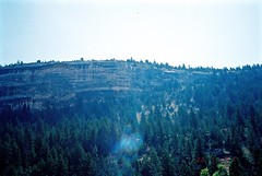 Moun-tain (zac ford) Tags: film photography lander wyoming mountain