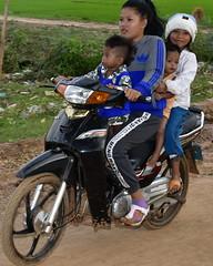 Croisière Mékong, Cambodge