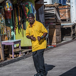 2017 - Regent Cruise - Grenada - Street Walker thumbnail