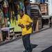 2017 - Regent Cruise - Grenada - Street Walker