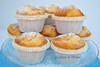 Muffins con ricotta e limone (Le delizie di Patrizia) Tags: muffins con ricotta e limone le delizie di patrizia ricette dolci