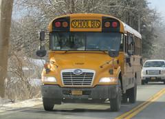 East End Bus Lines Inc. #0858P (ThoseGuys119) Tags: eastendbuslines orangecountytransitllc schoolbus maybrookny 2018 propane gasoline birdbus