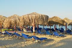 sunset lights (sunsetsára) Tags: beach sarti sun sand greece greek sea seascape water waterscape holiday vacation