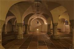 Augsburg - Dom (Robbi Metz) Tags: deutschland germany bayern bavaria augsburg dom krypta church indoor colors canoneos