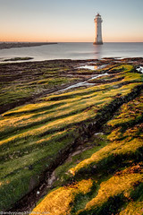 Perch Rock Lighthouse-3 (andyyoung37) Tags: perchrock perchrocklighthouse uk goldenhour sunset thewirral