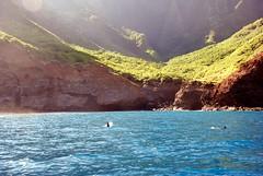 Nā Pali Coast (rox916y) Tags: kauai napali napalicoast beach ocean travel adventure honeymoon