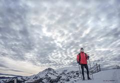 Bajando de Gorbea (Jabi Artaraz) Tags: jabiartaraz jartaraz gorbea nieve winter invierno montaña mendia
