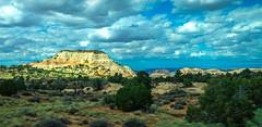 sandstone monolith - Canyonlands NP, Utah, USA (Russell Scott Images) Tags: utah usa sandstone canyonlandsnationalpark russellscottimages