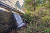 Waterfall at Carl Sandburg National Historic Site (ap0013) Tags: waterfall water bridge carl sandburg national historic site flat rock north carolina northcarolina carlsandburg nhs nationalhistoricsite