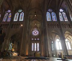 Autel central 2 (Sylvain Abdoul Photographie) Tags: canoneos6d cathédralenotredamedereims flickr intérieur reims samyang14mmf28edasifumc grandest france fr