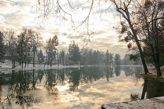 Felsőtárkány-lake