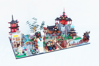 Ninjago Collab - Overview