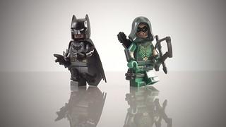 Superheroes figbarf