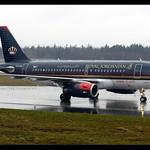 A319-132 | Royal Jordanian | JY-AYN | FRA thumbnail