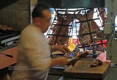 Ushuaia, cordero asado, bbq restaurant (blauepics) Tags: argentina argentinien fireland feuerland tierra de fuego ushuaia restaurant la estancia barbeque bbq cooking kochen grillen cordero asado patagonia meat fleisch essen eating
