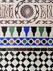Islamic art (Shahrazad26) Tags: zellig zellij mozaïek mosaic marrakech marokko maroc morocco bahiapalace paleis palace palais