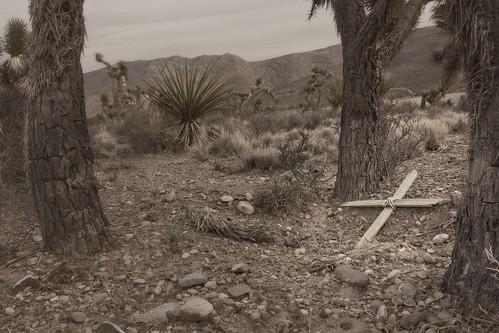 Grave in the Desert 7393 C