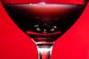 A glass of wine (Dingens-Kirchen) Tags: macromondays monochrome rot red glass wine wein macro makro