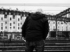 Jailed #14 (franleru1) Tags: francoiselerusse london londres architecture blackandwhite chemindefer citylife graphic monochrome noiretblanc photoderue railway streetphotography urbain urban urbandisaster urbanism urbanisme