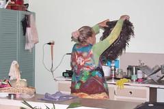 IMG_8583 (Eminpee Fotography) Tags: felting friends people craft fibreart wool