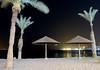 Eilat by night (Dumby) Tags: palms eilat israel night seascape peisaj lx3 panasonic