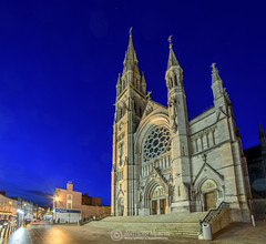 St. Peter's Parish Church Drogheda (mythicalireland) Tags: saint peters church west street drogheda blue hour twilight evening building architecture light streetscape louth boyne valley ireland nikon d750