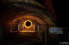 ERP_0047-2 (ellyrussellphotography) Tags: ellyrussellphotography nightphotography nightshots nikond810 paintingwithlight steelwool wirewool