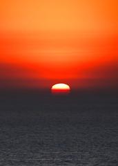 Sinking Sun (Dionepsoc) Tags: lagunabeach california oceansunset settingsun sunset 14sun ocean