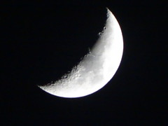 The moon on 21st Feb 2018 (Monkiiiey Henry Clark) Tags: moon 21st feb 2018