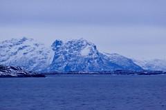 Teddy bear mountain (kim kim) Tags: svolvær hurtigruten norway arctic