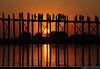 U Bein Bridge at Sunset, Amarapura, Myanmar (JH_1982) Tags: u bein bridge amarapura mandalay burma birma sunset silhouette water reflection orange yellow glow dusk evening monks people travel traveling travelling tourism tourist reise light brücke ocaso sonnenuntergang coucherdesoleil pôrdosol tramonto закат zonsondergang zachódsłońca solnedgång solnedgang auringonlasku apus залез matahariterbenam mặttrờilặn 日落 日没 غروب taungthaman lake irrawaddy teakwood teak wood teakholz konbaung wooden footbridge holz sun columns birmanie birmania 缅甸 ミャンマー 미얀마 мьянма म्यान्मार بورما pont 아마라푸라 амарапура мостубейн ubeinbrücke ประเทศพม่า myanma মায়ানমার puente ponte