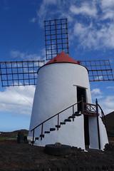 Windmill (koukat) Tags: lanzarote cactus garden cesar manrique jardin islas canarias canary islands quarry windmill
