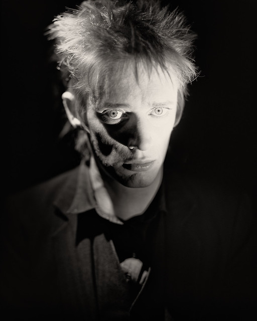 Analog Archive: Blixa Bargeld, 1988, 8/10