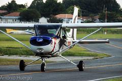 TUB (Antônio A. Huergo de Carvalho) Tags: cessna cessna152 c152 pttub aerocon aviation aircraft airplane aviação avião aviaçãogeral