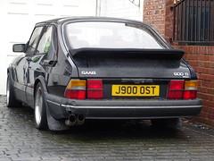 1992 Saab 900 S Aero Turbo 16v (Neil's classics) Tags: vehicle 1992 saab 900s