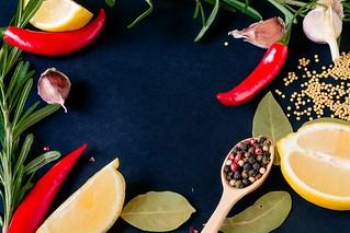 Food spice ingredients