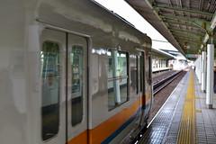 Kintetsu 7000/7020 series (jernejb) Tags: kintetsu70007020series train chuoline osakasubway asashiobashistation tanaka minato osaka japan d750
