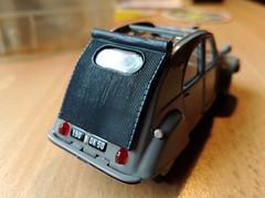 Citroën 2CV 1954 (Jack 1954) Tags: miniature car ancêtre citroën collection voiture