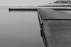 West Kirby Marine Lake (8/365) - Day Eight Project365 (Rachael Webster UK) Tags: westkirby marinelake water lake reflection blackandwhite bw canon 650d project365 365